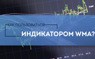 Индикатор wma, как пользоваться данным инструментом?