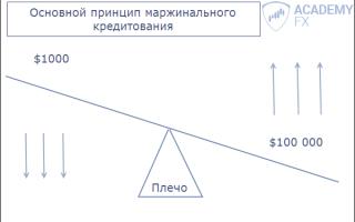 Маржинальное кредитование на рынке форекс: как это работает?