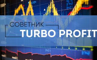 Советник turbo profit 3.1 для прибыльного трейдинга